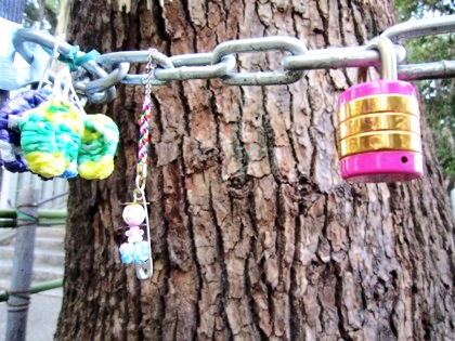 縁結びの鍵