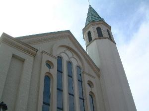 St.ソフィー・バラ教会のチャペル
