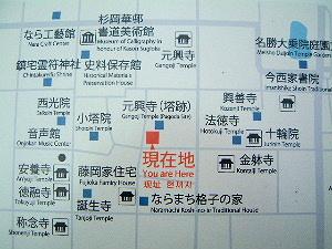 御霊神社の周辺地図