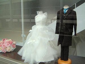 ウェディングカップル 結婚式